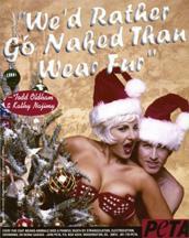 Kathy Najimy i Todd Oldham