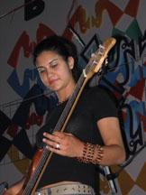 gruzińska basistka