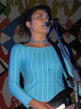 gruzińska gitarzystka