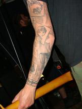 tatuaże Yvo